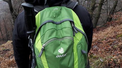 a1941877b7 Turistický batoh značky Deuter